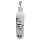 Natural Way Organics - Organic Lotion - 8 fl. oz.