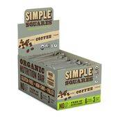ORGANIC COFFEE BEAN PROTEIN BAR - BOX OF 12