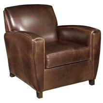 Central Park Chair - Leather