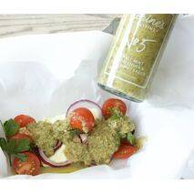Corine's Cuisine Sauce No. 5 — 8 oz — Spicy Mint, Coriander & Coconut Sauce — For Dipping, Seasoning & Cooking