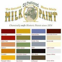 Old Fashioned Milk Paint - Chocolate Brown