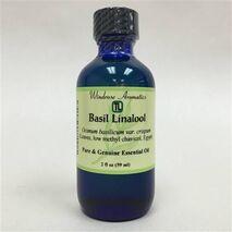 Basil Linalool (Egypt) Essential Oil