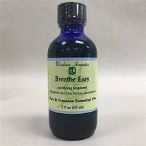 Breathe Easy | Essential Oil Combination