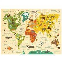 Floor Puzzles for Kids - Our World