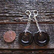 Gifts for Beer Lovers Recyled Earrings