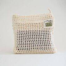 ECOBAGS® Natural Cotton Soap Bag