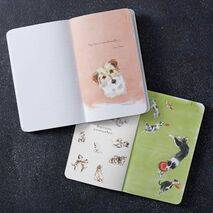 For Pet Lover Journal (with inspirational messages)