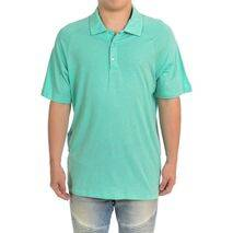 Bamboosa - Men's Polo Shirt - 70% viscose from Organic Bamboo & 30% Organic Cotton Made in US