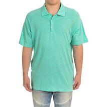 Bamboosa - Men's Polo Shirt - 70% viscose from Organic Bamboo & 30% Organic Cotton Made in US