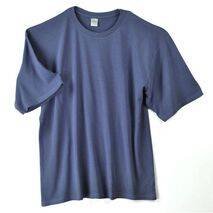 Men's T-Shirt - 70% Viscose from Organic Bamboo & 30% Organic Cotton Made in US