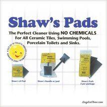 Shaws Pads 2-Pad Pack