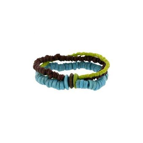 fair trade bracelet Diversity Bracelet - Turquoise