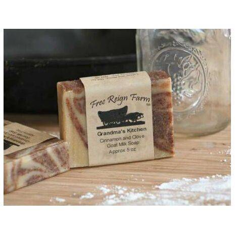 Amazing Goat Milk Soap