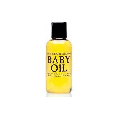 Organic Baby Oil - Plum Island