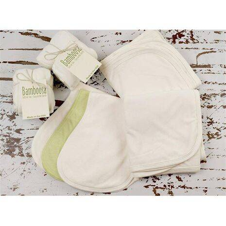 Baby Gift Set - 70% Viscose from Organic Bamboo & 30% Organic Cotton