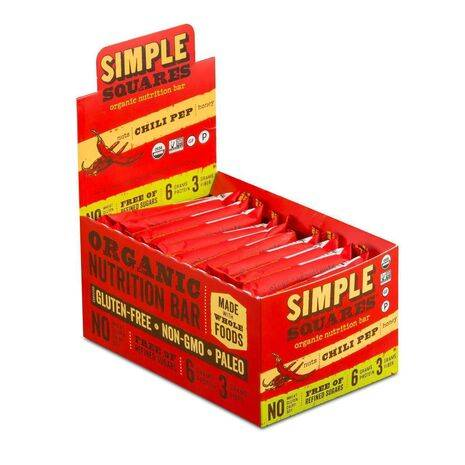$1/BAR CHILI PEPPER SPECIAL - 12 BOXES OF 12 BARS