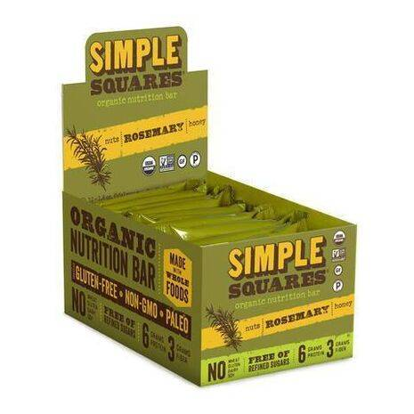 $1/BAR ROSEMARY SPECIAL - 12 BOXES OF 12 BARS